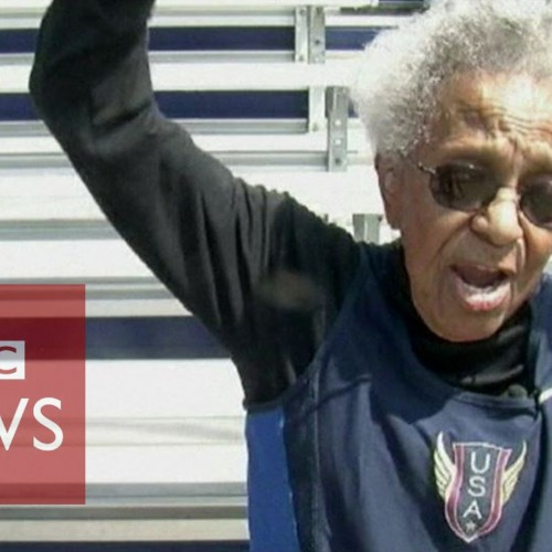99-Year-Old Sprinter Ida Keeling Leaves Aging In The Dust